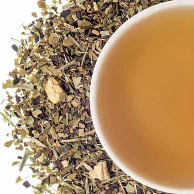 Organic Ginger Lemon- caffeine free