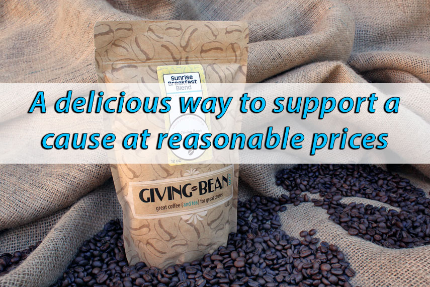 Reasonably priced fundraising coffees