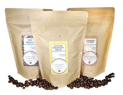 Trio Coffee Sampler