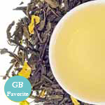 Green Tea with Flavorful Mango
